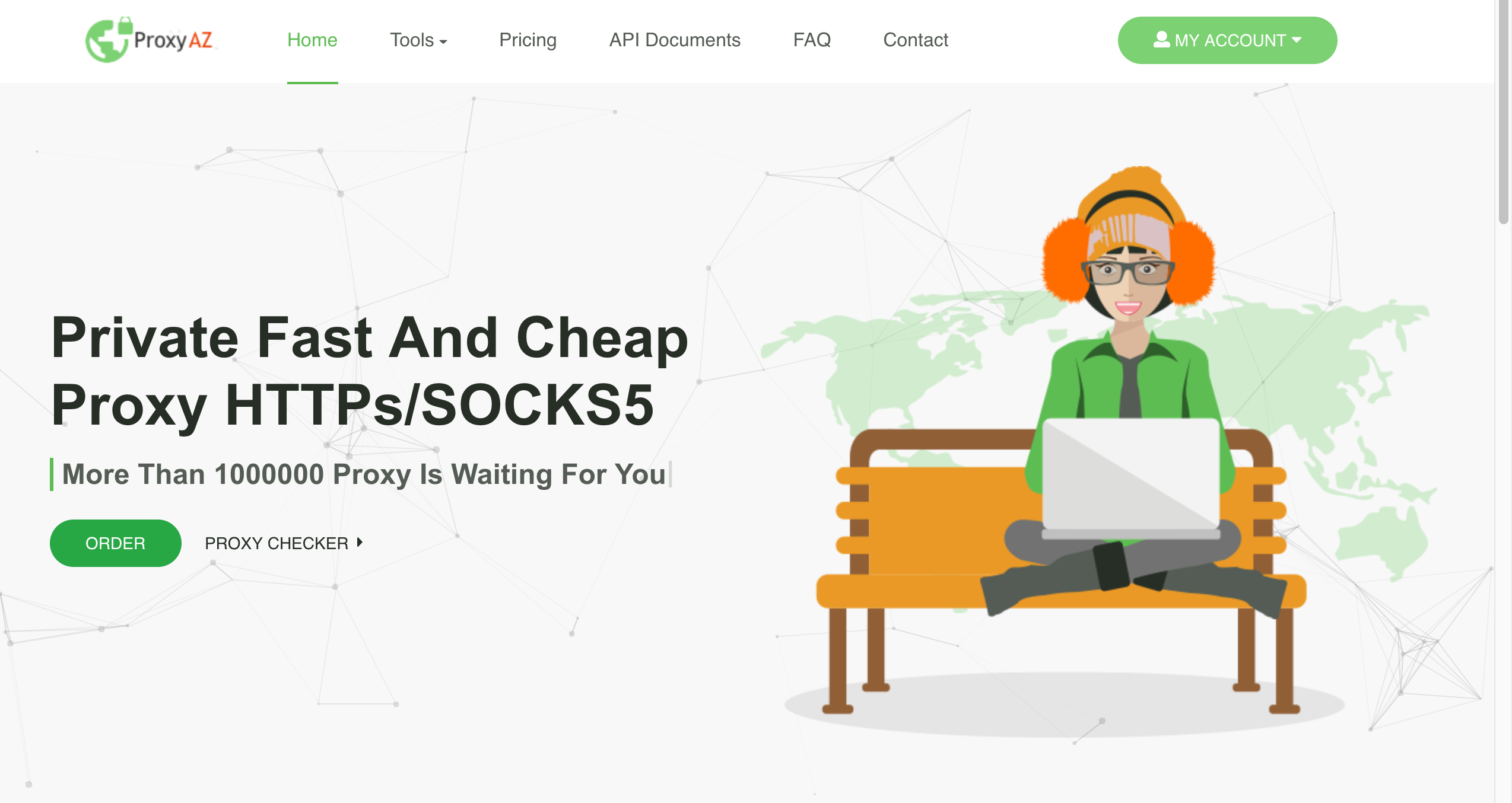 Buy Cheap Proxy HTTP & SOCKS5   Personal anonymous Private